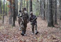 The Robertson Men on a Hunt