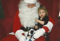 Santa and Cecily