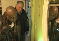 Detectives Search Victim's Bedroom