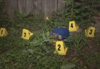 Detectives find seven 9mm shell casings