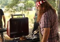 Willie At the Grill
