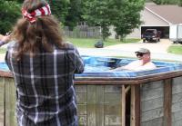 Godwin's New Hot Tub