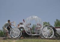 Jarrett wins bid for Cinderella carriage