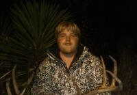 Robert With a Deer