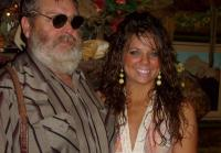 Krystal and Jerry at Jerry's 60th Birthday Party