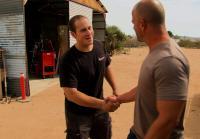 Steve trades mini truck for Jeep