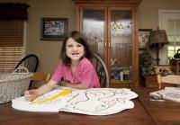 Mia Coloring