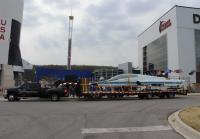 Training Jet Arrives