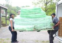 Unloading Dollhouses