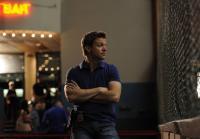 Jim Waits to Talk to Sebastian