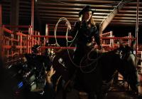 Holly at Rodeo