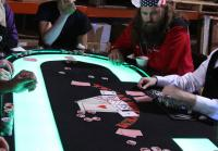 Willie Robertson hosts casino night
