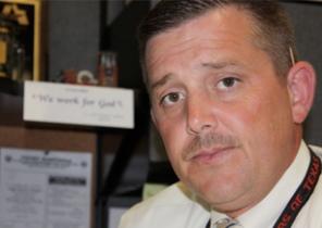 Senior Deputy AJ Kelly