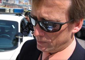 Sergeant Mitch Oliver
