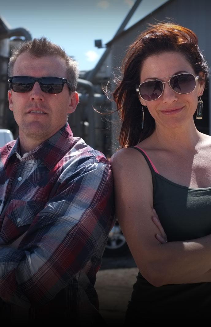Todd and Tamera Sturgis