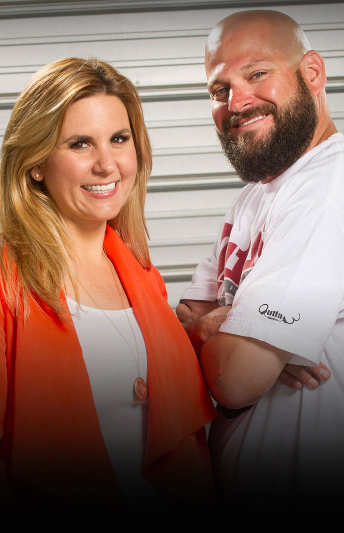Jarrod Schulz & Brandi Passante