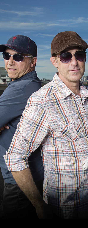 Chris Morelli & Tad Eaton -