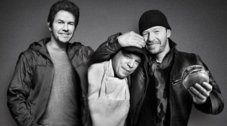 Wahlburgers Summer Special on A&E