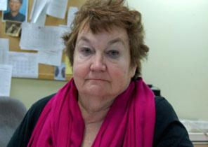 Senior Office Support Specialist Karen Barbaro