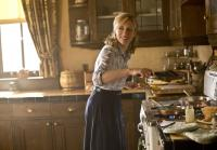 Norma cooks Dylan breakfast