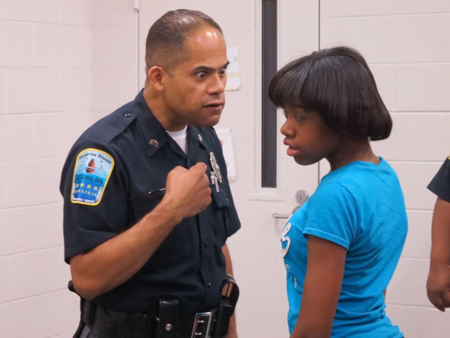 Sgt. Rosario loses patience with Jada