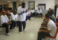 Troubled teens hear personal stories