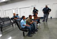 Teens await  tour of Hampton Roads Regional Jail