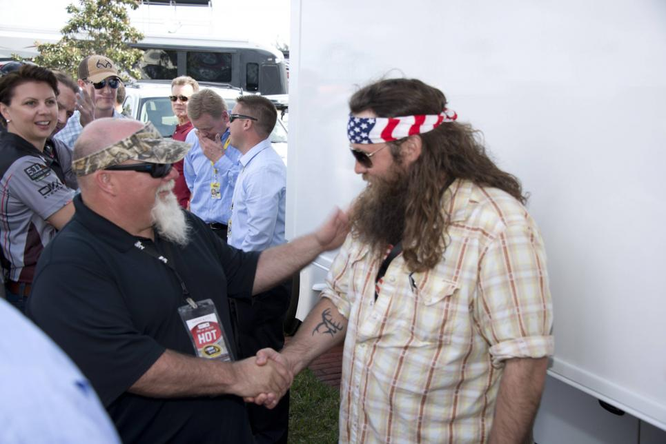 Image result for godwin from duck dynasty and phil