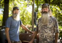 Si and Phil try to fix grill