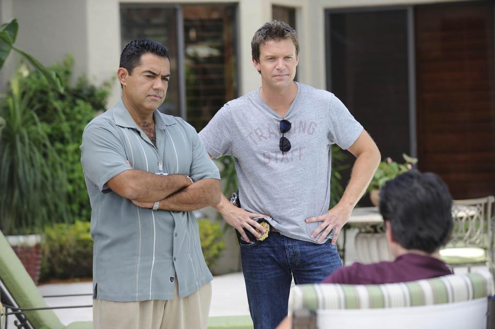 Longworth and Sanchez confront Chapman