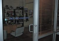 Office of Detective Jim Longworth