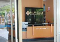 Art department made signs for Palm Glade hospital