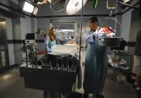 Callie watches autopsy of Douglas Packard
