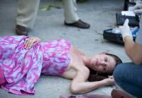 Chloe Perkins lies dead of apparent poisoning