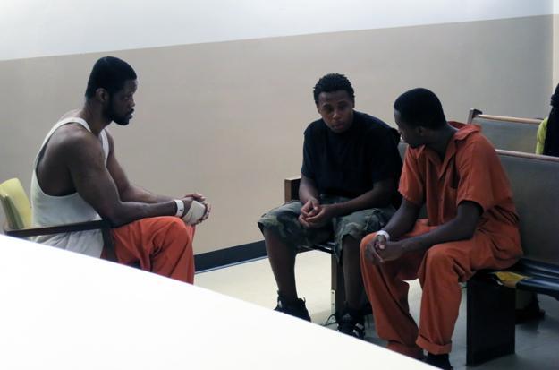 Inmates Discourage KJ