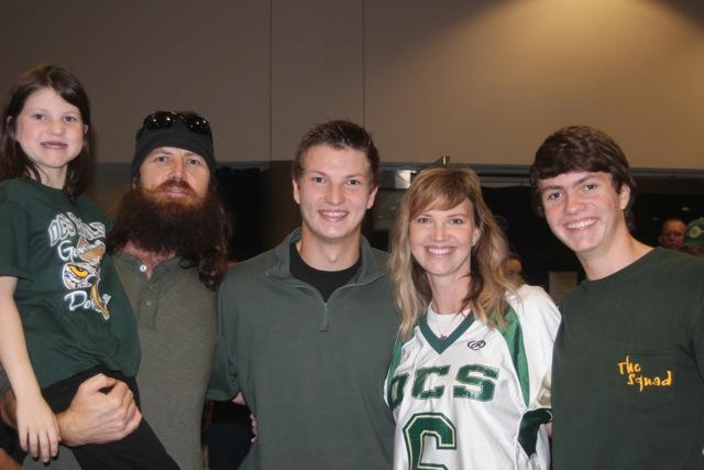 Image result for jase robertson family