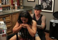 Vanessa Gets Tattoo