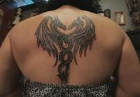 Vanessa's New Tattoo