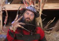 Willie as Freddy Krueger