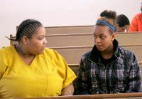 Inmate Victoria challenges Chantel.
