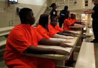 Teens Meet A Pod of Inmates