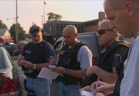 Smith calls in the Violent Fugitive Task Force.