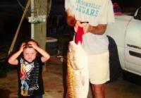 Fisherman Jase and Mia