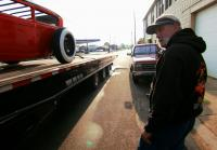 Hot rod seller worries car will rust
