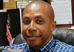 Detective Rayell Johnson